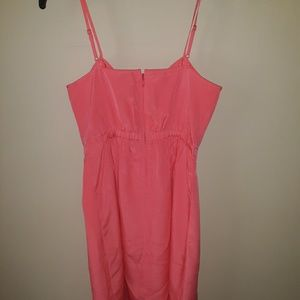 J. Crew Factory Dresses - NWT J. Crew coral color dress with pockets.